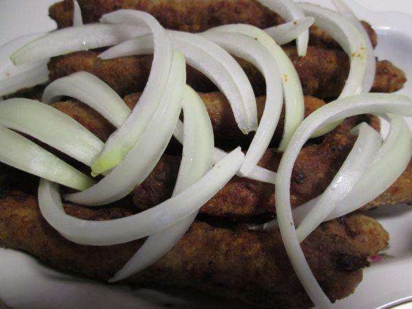 Georgische Gerichte - Kababi - Essen und Trinken