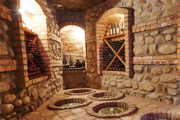 Geschichte des georgischen Weins, Marani
